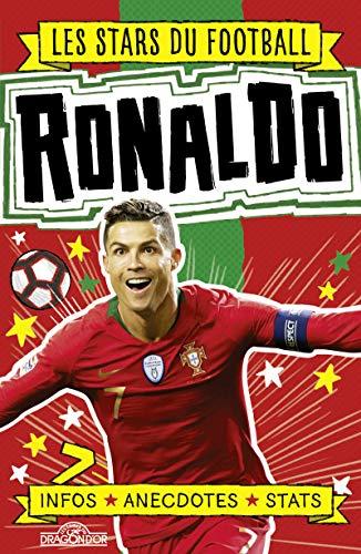 Les Stars du football - Cristiano Ronaldo - Lecture roman jeunesse illustré - Dès 7 ans