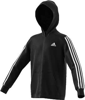 adidas 阿迪达斯男士 Yb Mh 3s Fz 连帽运动上衣