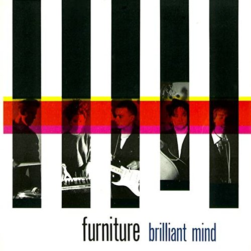 Furniture - Brilliant Mind - Stiff Records - BUY IT 251