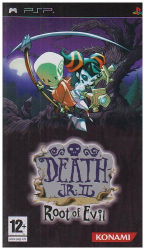 Death Jr.: Root of Evil (PSP)