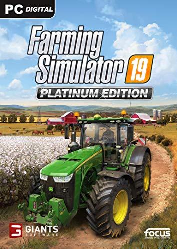 Farming Simulator 19 - Edition Platinum | Téléchargement PC - Code Steam