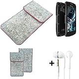 K-S-Trade® Handy Schutz Hülle Für Archos Sense 50X