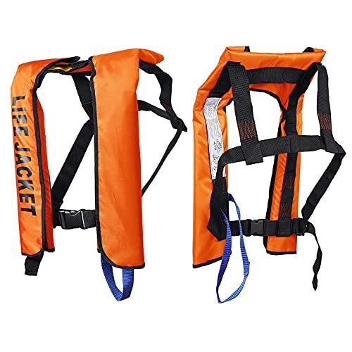 Chaleco Salvavidas Profesional Chaleco De Flotabilidad Portátil Ajustable Reflectante para Natación, Kayak, Snorkel, Paddleboarding