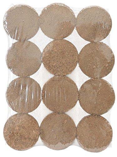 Pastillen aus Kokosfaser