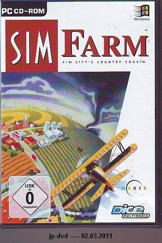 Sim Farm - Sim City's Country Cousin