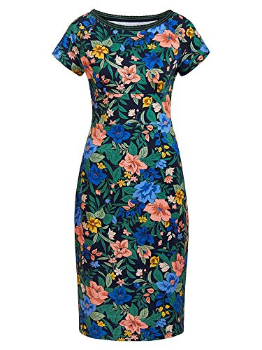 King Louie dames etui jurk Tallulah Dress Belize