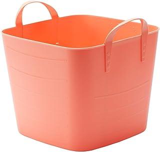 「スタックストー」 収納ボックス baquet (バケット) ピンクS 15L