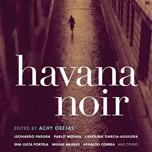 Havana Noir audiobook cover art