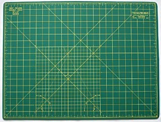 Self Healing Double Sided Quilting Cutting Mat 18