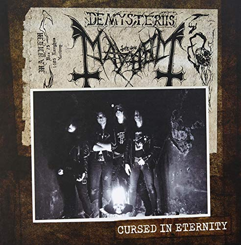 Cursed In Eternity (140gm Vinyl Box Set w/ Booklet)