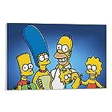 STTYE Poster / Poster, Motiv: The Simpsons, 40 x 60 cm