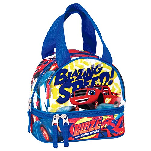 Blaze 136.514,8cm Blazing Speed School Lunch Bag