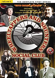 Wheeltappers And Shunters Social Club - The Complete First Series