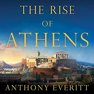 The Rise of Athens audiobook cover art