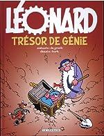 Léonard - Tome 40 - Trésor de Génie (Un) - (INDISP 2018) - De Groot