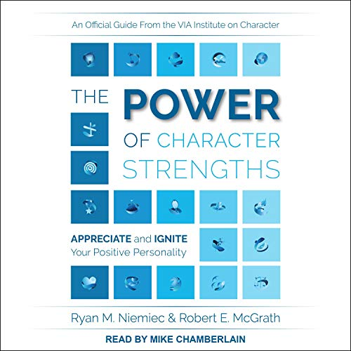 The Power of Character Strengths cover art