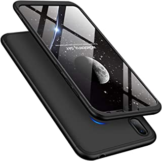 LEECOCO Huawei Y6 2019 / Honor 8A Case Protection Slim Case