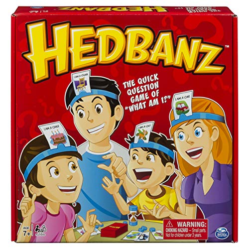 HedBanz Family Quick Question...