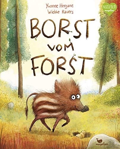 Borst vom Forst (Libro de cartón)
