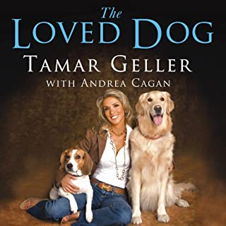 The Loved Dog audiobook cover art