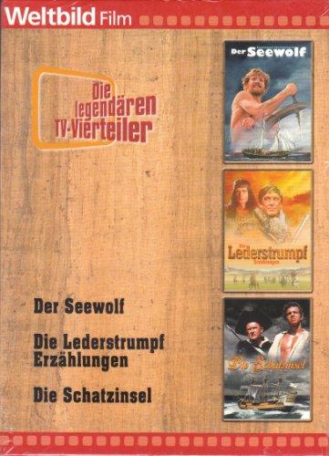 Die Lederstrumpf Erzählungen/Die Schatzinsel