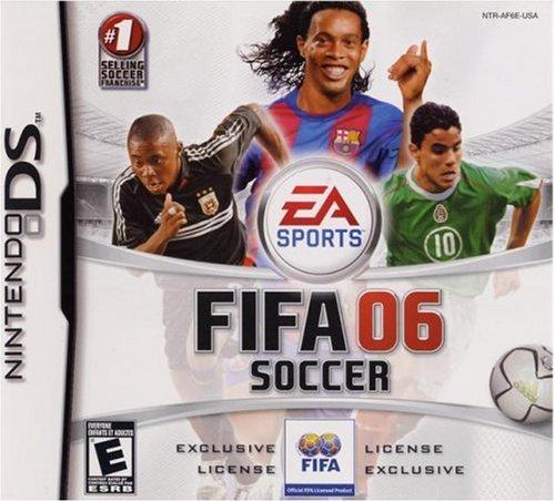 FIFA Soccer 2006 - Nintendo DS