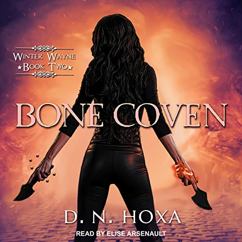 Bone Coven audiobook cover art