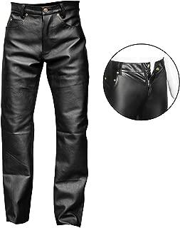 Homme faux cuir wetlook Parti Pantalon Clubwear serré pantalon legging costumes
