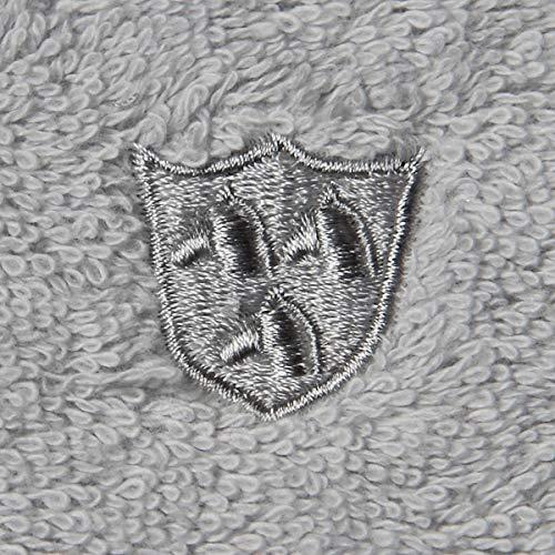 Ross Uni-Walk Handtücher Vita Silber, Handtuch 50x100 cm