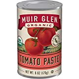 Muir Glen, Organic Tomato Paste, 24 Cans, 6 oz