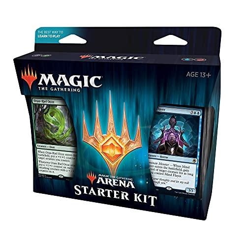 Magic: The Gathering 2021 Arena Starter Kit   2 Ready-to-Play Decks   MTG Arena Code Card