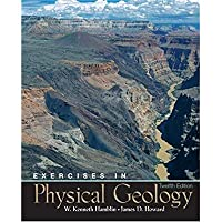 Exercises in Physical Geology (12th Edition)【洋書】 [並行輸入品]