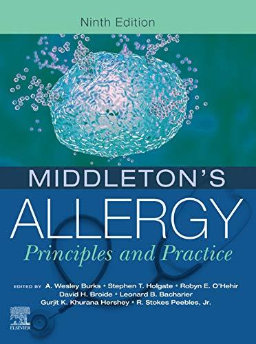 Middleton's Allergy E-Book: Principles and Practice (Middletons Allergy Principles and Practice)