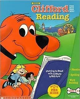 SCHOLASTIC SOFTWARE Clifford The Big Red Dog: Reading ( Windows/Macintosh )