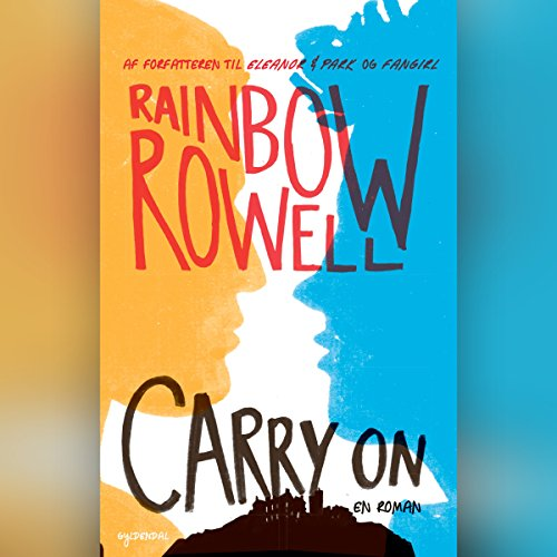 Carry On (Danish Edition)  By  cover art