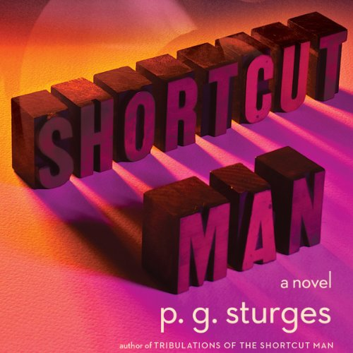 Shortcut Man audiobook cover art