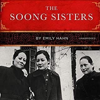 The Soong Sisters cover art