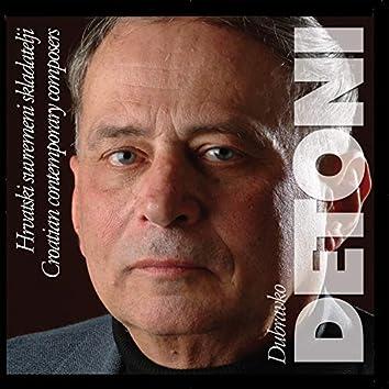 Dubravko Detoni, Hrvatski Suvremeni Skladatelji