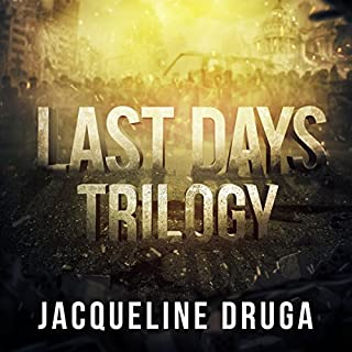 Last Days Trilogy audiobook cover art