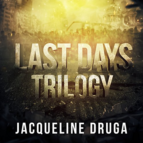 Last Days Trilogy cover art