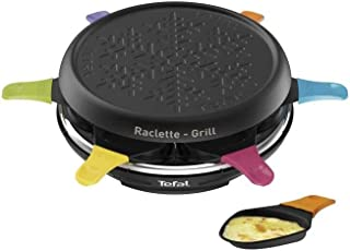 Tefal Raclette Colormania 6 Personnes RE12A012