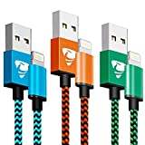 Aioneus Charger Cable Nylon Braided Charging Cable