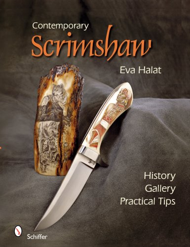 Compare Textbook Prices for Contemporary Scrimshaw 1 Edition ISBN 9780764330490 by Halat, Eva