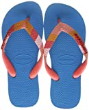 Havaianas Top Verano, Chanclas para Mujer, Azul (Turquoise 0212), 39/40 EU