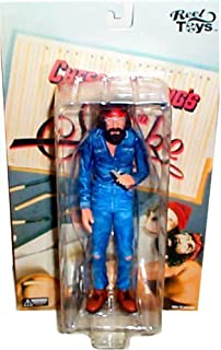 Cheech & Chong's Up In Smoke - Tommy Chong action figure - NECA/Reel Toys - 8-1/2 in. by Reel Toys