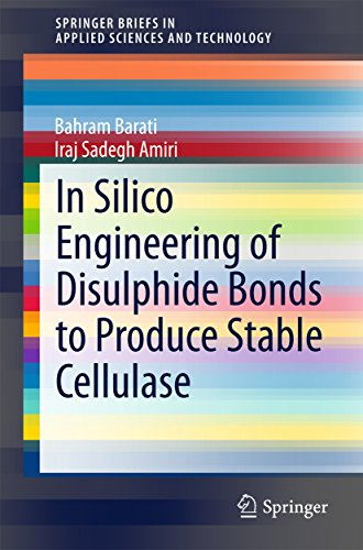 In Silico Engineering of Disulphide Bonds to Produce Stable Cellulase (SpringerBriefs in Applied Sciences and Technology)