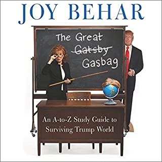 The Great Gasbag audiobook cover art