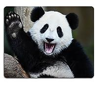 Wknoon ゲームマウスパッド ノンスリップの厚手ゴム製大型マウスパッド/マット カスタムデザイン かわいいペット カラフル犬のグループ  Rectangle 29
