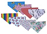 Dog Bandana/Slip On Dog Bandana by Playtime4Pets