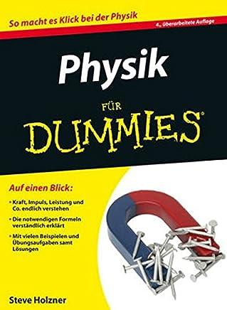 Physik für Duies by Steven Holzner